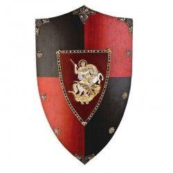 Escudo madera Principe Negro