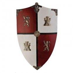 Escudo madera El Cid