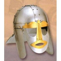 Casco Romano Gladiador 69 cm Ø