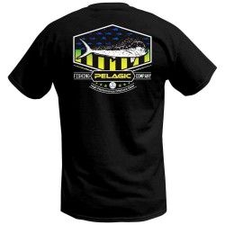 Camiseta Patriot Dorado TEE