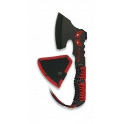 Hacha Albainox RED EAGLE. Total: 26 cm