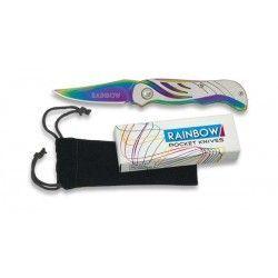 Navaja Rainbow Alas Hoja:6.8 cm
