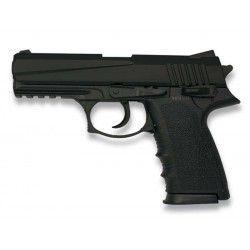 Pistola AIRSOFT.Pesada. Negra. HFC