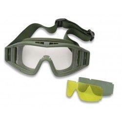 Gafas ALBAINOX. 3Lentes intercambiables.