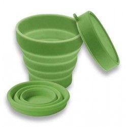 Vasotelescópico Verde 8 cm