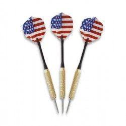Set 3 dardos bandera USA ALBAINOX