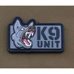 PARCHE PVC K9 DOG UNIT
