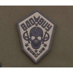 PARCHE PVC BAD GUY - GUN CLUB