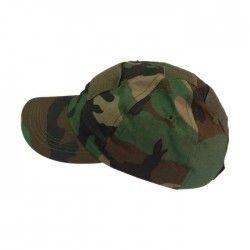 GORRA DRAGONPRO DP-CP001 TACTICAL CAP WOODLAND