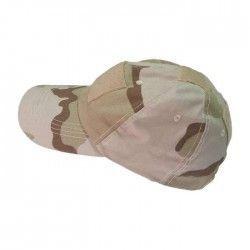 GORRA DRAGONPRO DP-CP001 TACTICAL CAP 3-COLOR DESERT