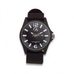 Reloj analogico ALBAINOX negro