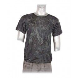 Camiseta Barbaric Black Phyton