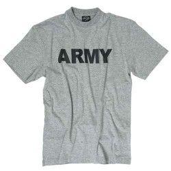 CAMISETA M.DRUCK ARMY GRIS