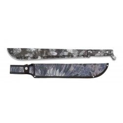machete albainox black Phyton camo. 41.5