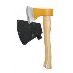 Hacha mango madera 43 cm