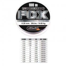 B/100M ASARI FCX FLUOROCARBON