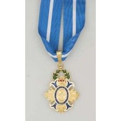 Encomienda del Orden Merito Civil