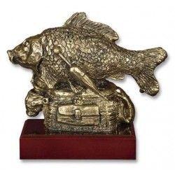 Trofeo resina BESUGO con peana (17.5cm )