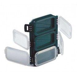 Caja FLY 03- 115x80x20mm -6 dptos