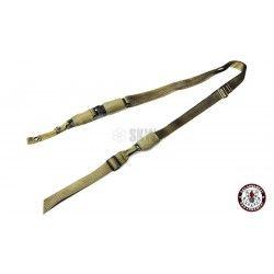 CORREA TACTICA OD ARA M16 PLEGABLE G&G (G-05-005)